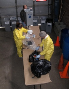 sustainable labs waste audit for scientists