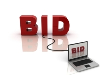 bid auction for lab equipment